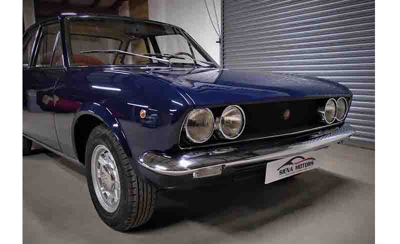 1971 Fiat 124 Sport Coupe